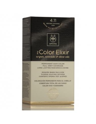 MY COLOR ELIXIR APIVITA N 4.11 BROWN...