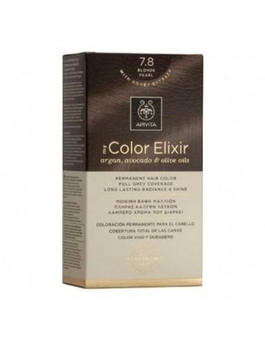 MY COLOR ELIXIR APIVITA N 7.8 BLONDE...