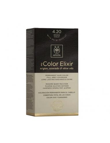 MY COLOR ELIXIR APIVITA N 4.20 BROWN...