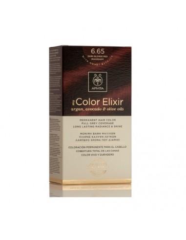 MY COLOR ELIXIR APIVITA N 6.65 DARK...