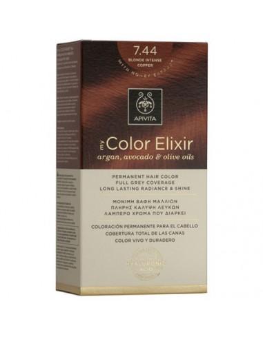 MY COLOR ELIXIR APIVITA N 7.44 BLONDE...