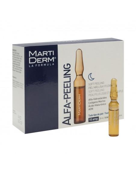 Martiderm Alfa-Peeling 30 Ampollas