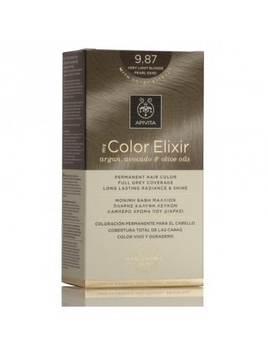 MY COLOR ELIXIR APIVITA N 9.87 VERY...