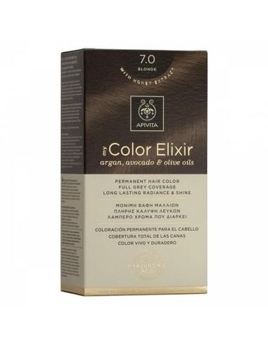 MY COLOR ELIXIR APIVITA N7 BLONDE