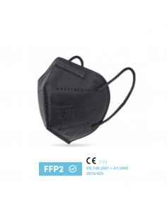 Black Disposable FFP2 Mask...
