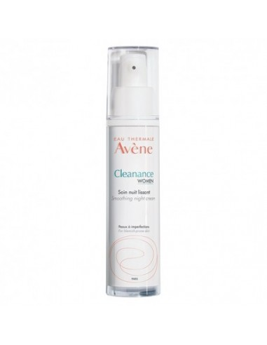 Avène Cleanance Women Night Cream 30ml
