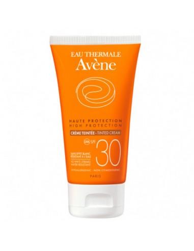 Avène Solar Facial Color Cream SPF 30...