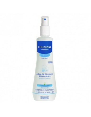 Mustela Alcohol Free Cologne Water 200ml