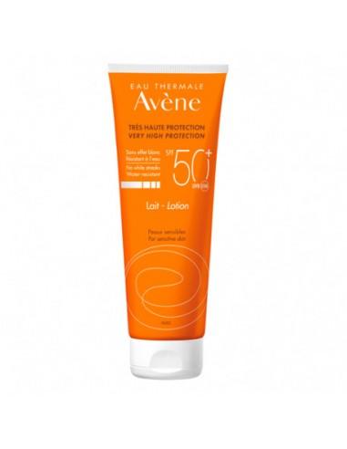 Avène Sun Milk SPF50 + 250ml
