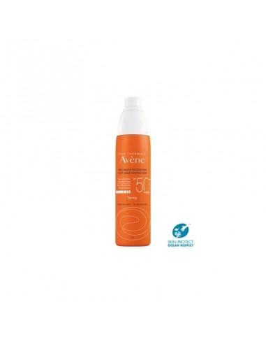 Avène Solar Spray SPF 50+ 200ml