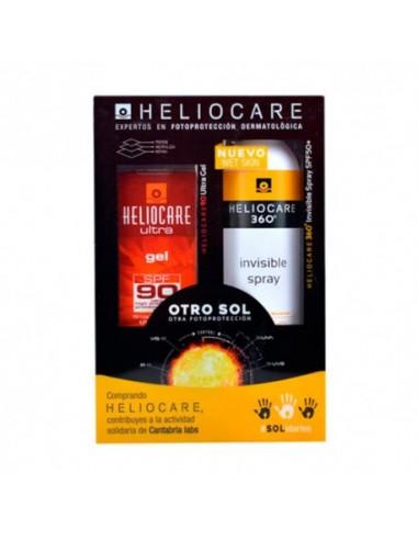 Heliocare 360º Pack Gel SPF90 50ml +...