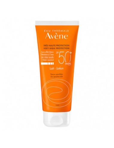 Avene Solar Leche Mineral SPF50+  100 ml