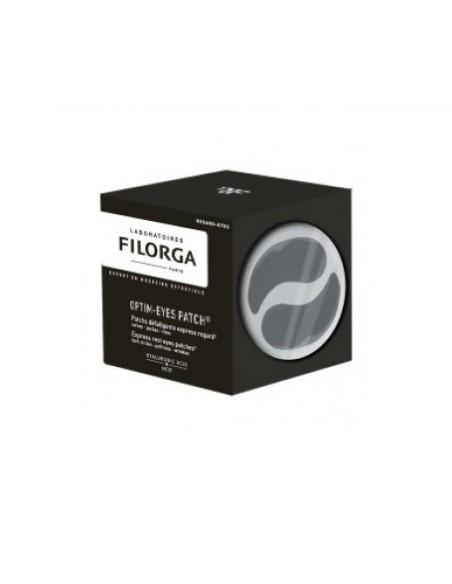 Filorga Optium Eyes Patch Parches Antifatiga 8 Pares