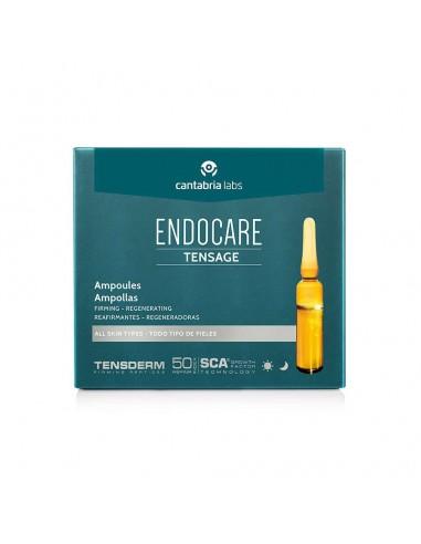 Endocare Tensage Ampollas 20 Ampollas 2ml
