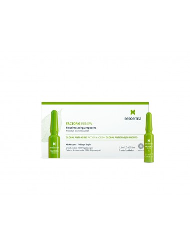 FACTOR G RENEW Biostimulant Ampoules