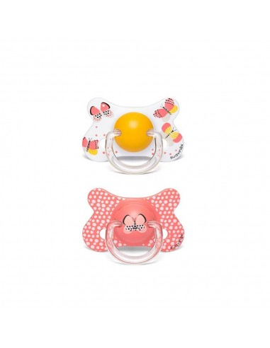 SILICONE SOOTHER PHYSIOLOGICAL NIPPLE...