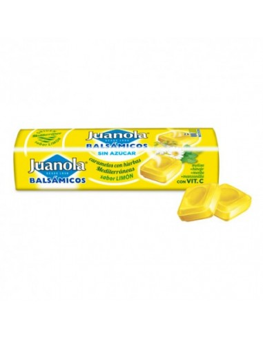 Juanola Lemon Flavored Balsamic Candies
