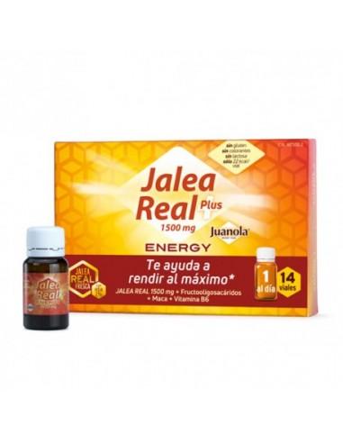 JUANOLA ROYAL JELLY PLUS ENERGY 14 VIALS