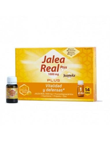 Juanola Royal Jelly Plus 14 vials