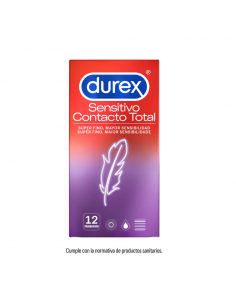 Durex Sensitive Contact...