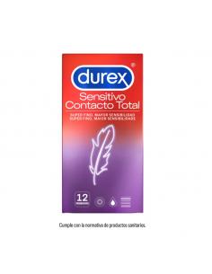 DUREX SENSITIVO CONTACTO...