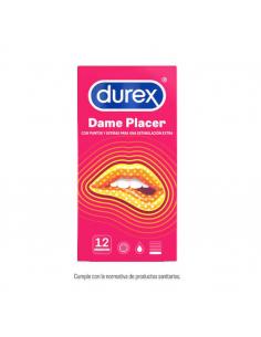 DUREX CONDOM DAME PLEASURE 12U