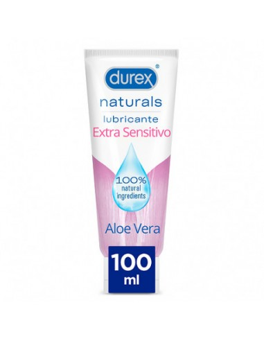 DUREX NATURALS ALOE VERA EXTRA...