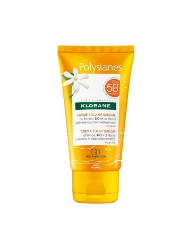 Klorane Polysianes Sublime Sun Cream...