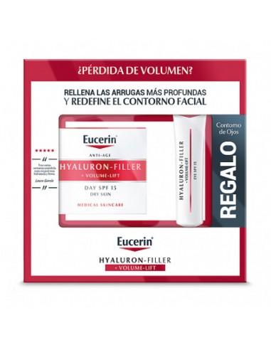Eucerin Hyaluron Filler Volume Lift Piel Seca