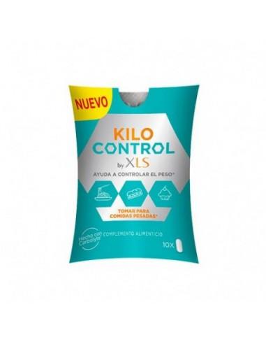 KILO CONTROL BY XLS 10 TABLETS