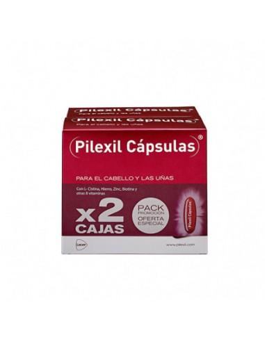 PILEXIL HAIR LOSS 100+100 CAPSULES DUPLO