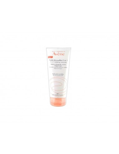 Avène Makeup Remover Fluid 3 in 1 200 ml