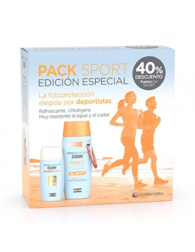 Isdin Pack Sport Photoprotection...