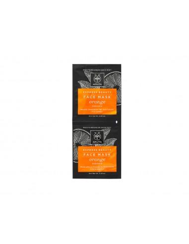 Apivita Face Mask Orange (Naranja)