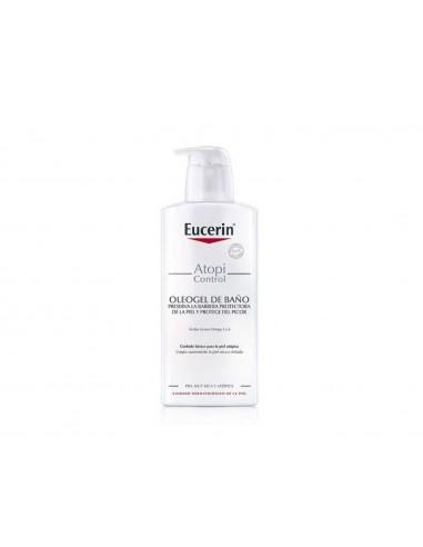 Eucerin Atopicontrol Oleogel Bath 400ml