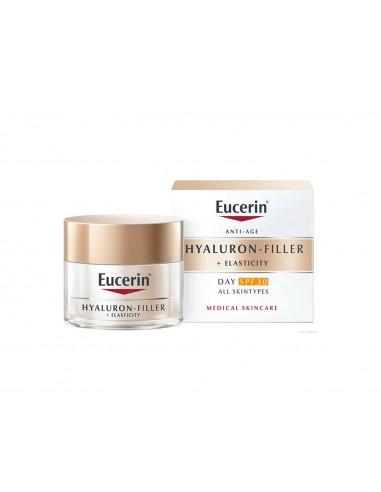 Eucerin Elasticity + Filler Crema De Día 50 Ml