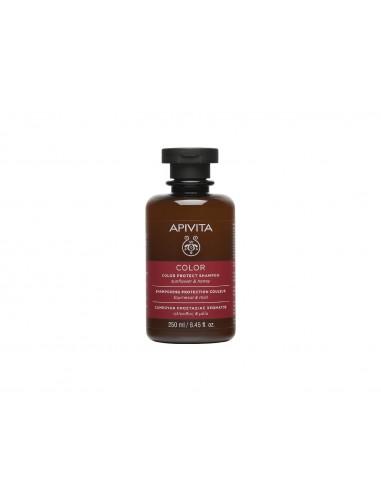 Apivita Color Protection Shampoo 250ml