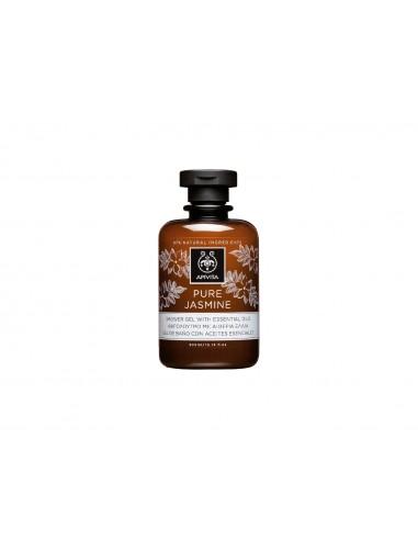 Apivita Pure Jasmine Bath Gel 300ml