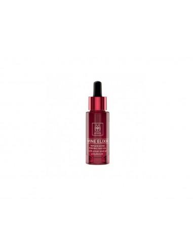 Apivita Wine Elixir Aceite Facial Reafirmante Y Reparador 30ml