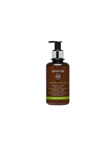 Apivita Cleansing Gel 200ml