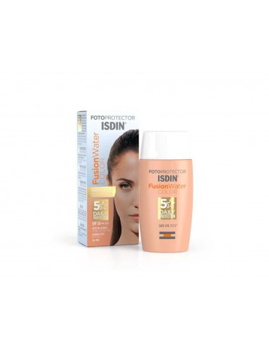 Isdin Fusion Water Color SPF50...