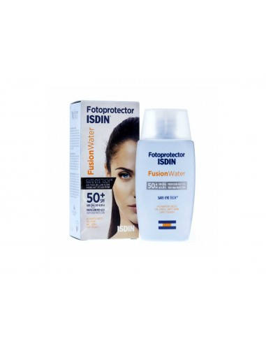 FOTOPROTECTOR FUSION WATER SPF50+...