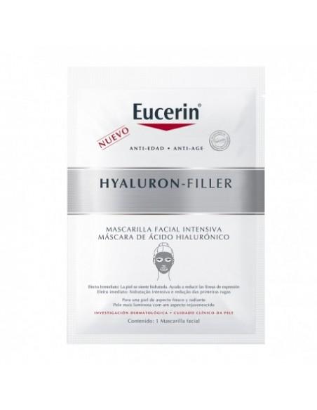 Eucerin Mascarilla Facial Intensiva Hyaluron-Filler