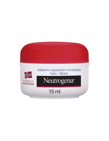 Neutrogena Nose and Lip Balm Jar 15ml