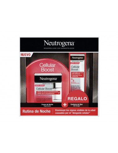 Neutrogena Pack Cellular Boost Night...