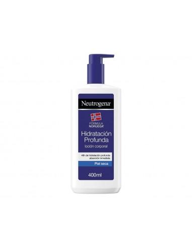 Neutrogena Blue Body Lotion Dry Skin...