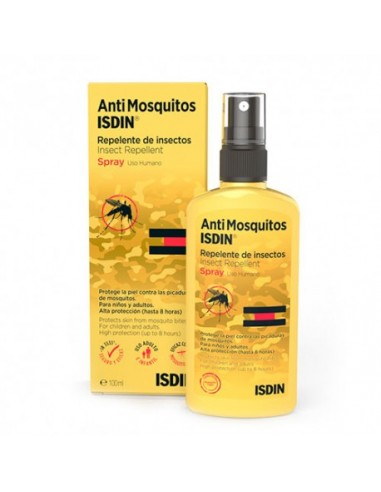 ISDIN Insect repellent spray