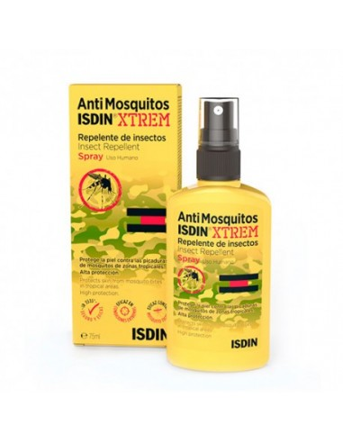 Isdin AntiMosquitos XTREM Spray 75 ml