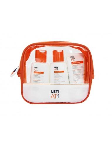 Leti At4 Atopic Skin Travel Pack