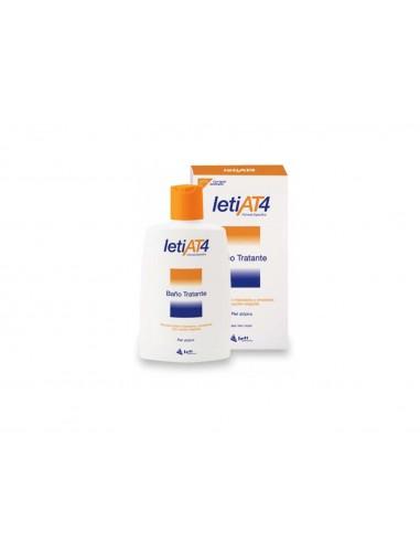 LETI AT4 TREATMENT BATH 200 ML.